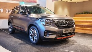 Kia Seltos X-Line Launched In India At Rs 17.79 Lakh: 138bhp, Matte Graphite Colour, New Interiors