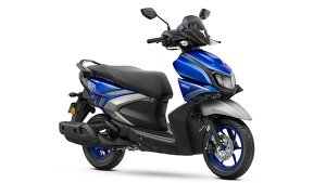 2021 Yamaha RayZR 125 Hybrid & Street Rally 125 Hybrid Launched In India At Rs 76,830