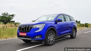 Mahindra XUV700 Bookings Opened; 25k Units Sold Under 1 Hour