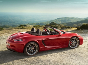 Porsche Entry-Level Roadster Below Boxster 2016 Launch Rumoured