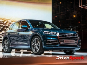 2016 Paris Motor Show: 2017 Audi Q5 Revealed — The Second Generation Of The Q5 Arrives