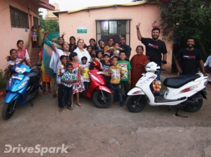 Lights And Unbridled Joy As #WeGo Light Up A Few Lives This Diwali In Pune