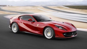 Ferrari 812 Superfast Launch Date Revealed: Expected Price, Specs, Features & Images