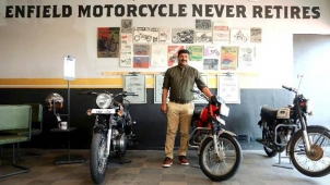 Royal Enfield Pre-Owned Motorcycle Store 'Vintage' Launched: Pre-Owned, Refurbished & Restored Bikes