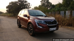 Mahindra XUV500 W11 Review — How 'Plush & New' Is It?
