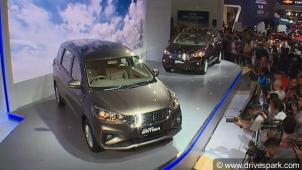 Maruti Suzuki Ertiga Not To Be Sold Through The Nexa Dealership