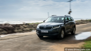 Skoda Kodiaq Gets A Price Cut; Cheaper By Rs 1 Lakh