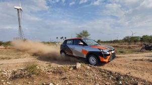 Check Out Gaurav Gill's Rally-Spec Mahindra XUV300 — Do You Like It?