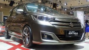 Maruti Suzuki Ertiga Concept Showcased At Indonesia — All Specs And Details