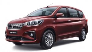 Maruti Suzuki To Launch The Ertiga CNG Soon