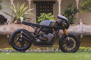 Royal Enfield Continental GT 650 Modified: Rajputana Customs Have Outdone Themselves!