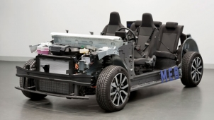Ford Teams Up With Volkswagen For EVs By 2023 — Ford To Use VWs MEB Platform