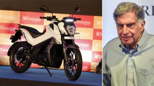 Ratan Tata Invests In Electric Two Wheeler Start Up Tork Motors