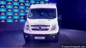 Force Motors Unveils T1N Concept Vehicles Built On New Platform