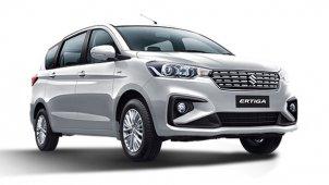 Toyota To Launch Re-Badged Maruti Suzuki Ertiga This Year