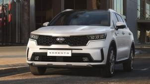 Next-gen Kia Sorento Revealed Ahead Of Debut At Geneva Motor Show