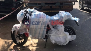 Hero Electric Motorcycle Spy Images Surface Ahead Of Auto Expo Debut