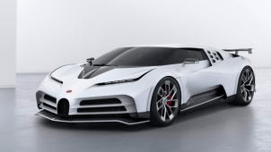 Cristiano Ronaldo Buys Bugatti Centodieci Worth Euros 8.5 Million