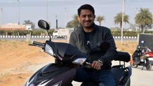 Interview: Jeetender Sharma, Founder & MD, Okinawa — Electric Bike Launch Timeline Confirmed