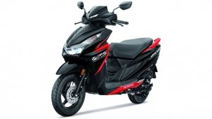 Honda Grazia 125 Sports Edition Launched In India: Prices Start At Rs 82,564
