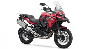Benelli TRK 502X BS6 Adventure-Tourer Launched In India: Prices Start At 5.19 Lakh