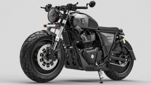 Royal Enfield Sultan 650 Concept Based On Interceptor 650 Revealed By Neev Motorcycles