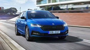 2021 Skoda Octavia Spied Once Again Ahead Of Its India Launch: Gets New Interiors!