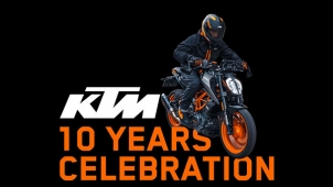 KTM & Bajaj Completes 10 Years In India: Free Extended Warranty, Discounted Pro-Experiences & More