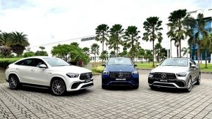 Mercedes-AMG GLE 63 Coupe Launched In India: 4-Litre V8, 850Nm, EQ Boost — All You Need To Know
