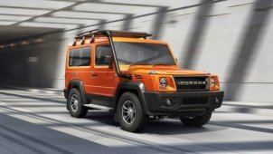2021 Force Gurkha BS6 Officially Unveiled Ahead Of India Launch: 2.6 L Engine, 4 Seater, 4WD & More