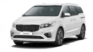 2021 Kia Carnival Launched In India At Rs 24.95 Lakh: New Limousine Plus Variant Introduced