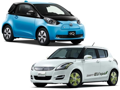 Toyota And Suzuki To Introduce Electric Vehicles In India