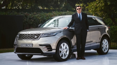 Range Rover Velar Launched In India - Prices Start At Rs 78.83 Lakh