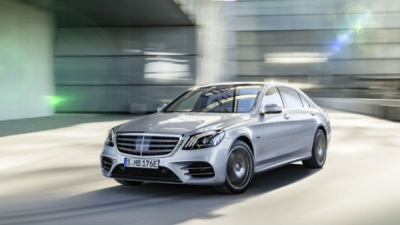 Mercedes-Benz S-Class Facelift India Launch Date Revealed