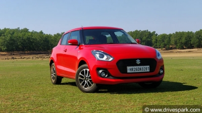 New Maruti Swift First Look Review — Is It Worth The Wait?