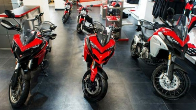 Ducati Finance Services launched in India