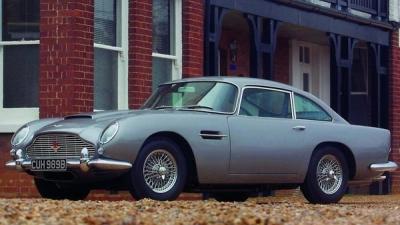 Original Aston Martin DB5 To Be Built Again