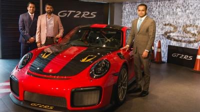 Porsche Centre Bengaluru Sells India's First 911 GT2 RS
