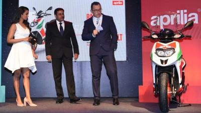 2019 Aprilia SR 150 Launched In India