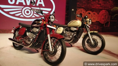 A Rear-Disc Jawa Motorcycle Variant Might Come