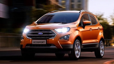 Ford EcoSport To Be Replaced In 2020