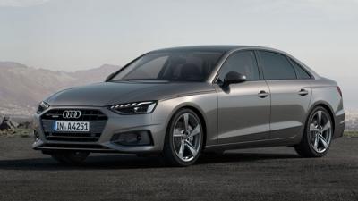 2020 Audi A4 Facelift Revealed