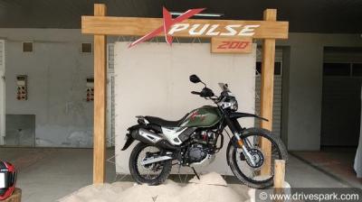 Hero XPulse 200 & XPulse 200t Launched In India