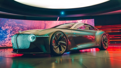 Bentley Unveils The EXP 100 GT Concept