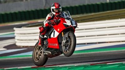 Ducati Panigale V4 25 Anniversario 916 India-Launch