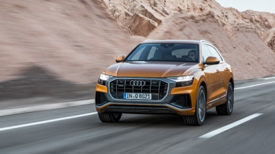 Audi Q8 India Launch Confirmed For 15 January 2020