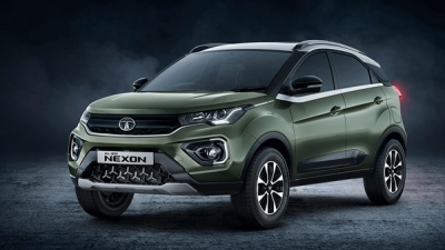 Tata Is Set To Launch The Facelifted BS6 Nexon