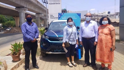 Tata Nexon EV Deliveries Resumes