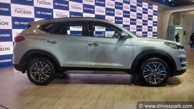 Hyundai Tucson Facelift Expected Launch On July 14