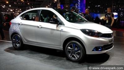 Tata Tigor EV Facelift Production Ready Model: Spy Pics